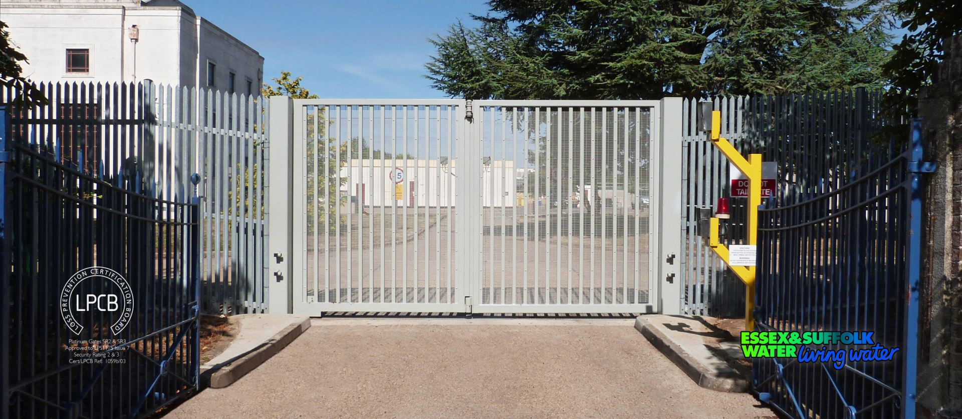 LPS 1175 Automatic Security Gates