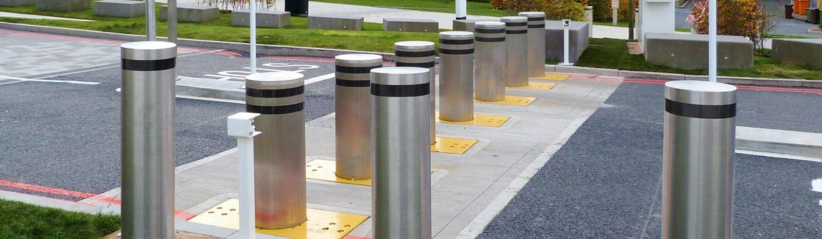 Crowded Place Bollards
