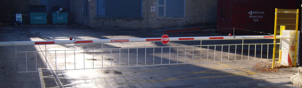 10m Barrier