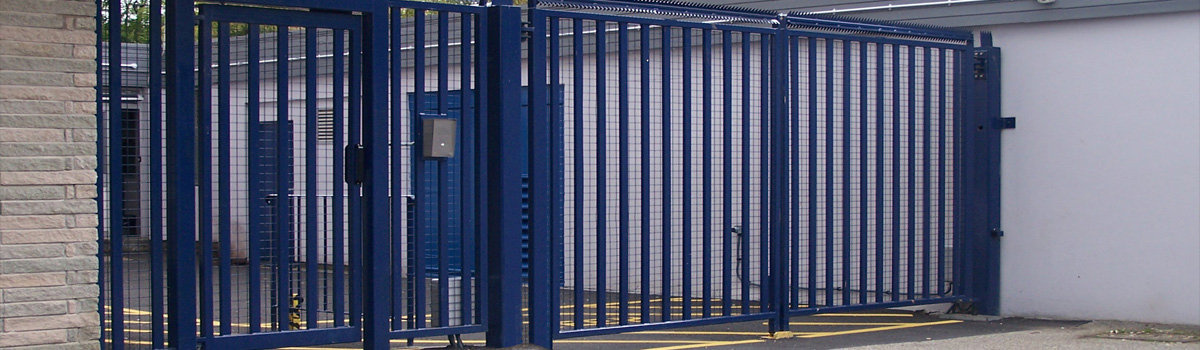 Security Gates Custody Centre