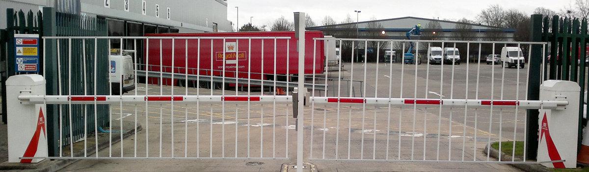Depot Barriers