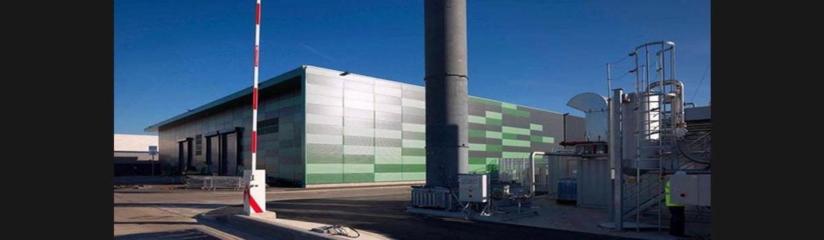 Biogas Site
