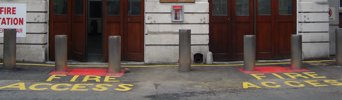 London Fire Station