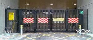 LPS1175 Platinum Bi-parting Bi-fold Gate, Secured by Design